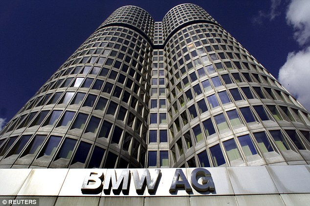 BMW today apologised for its actions during the Second World War and expressed its