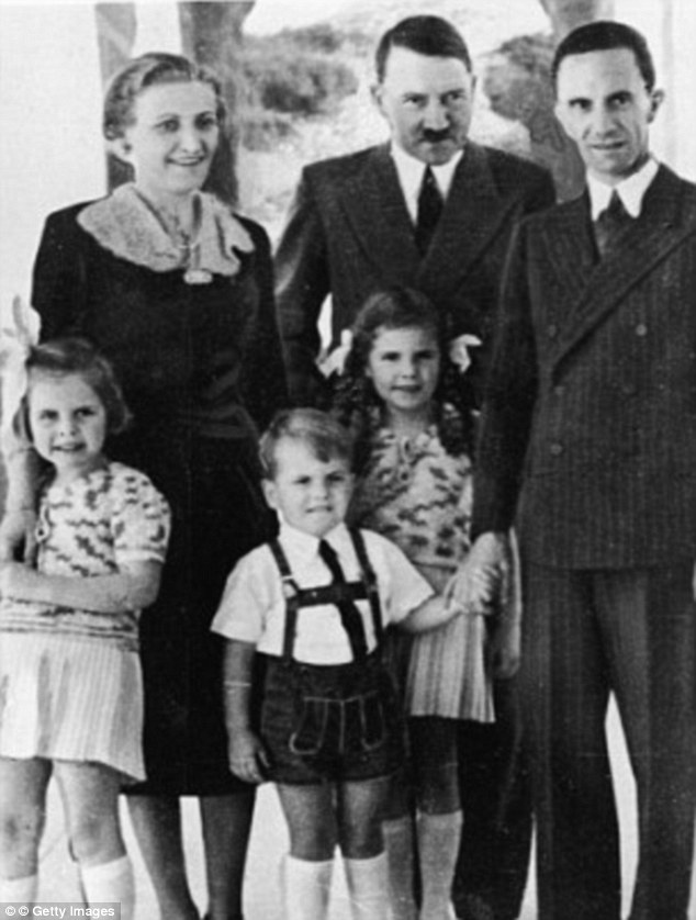 Guenther Quandt divorced Magda Behrend Rietschel, who went on to become Goebbels