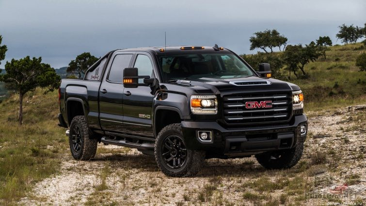 GMC Sierra HD All Terrain X